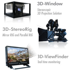 3d streoscopic products