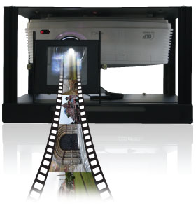 3d projection